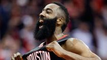Houston Rockets, James Harden'la uçtu
