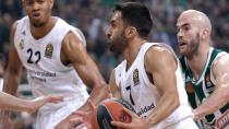 İlk Dörtlü Final bileti Real Madrid'in