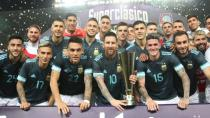 Superclasico'nun galibi Arjantin
