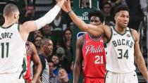 Milwaukee Bucks play-off'ları garantiledi