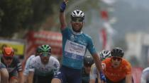 Dev turun 4. etabı Mark Cavendish'in